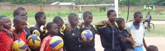 Uzima Volleyball Teams