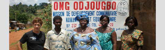 Human Cooperations and NGO Odjougbo
